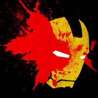 iron man by diego1a