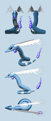 Drazephyr 3D by feigned-existence