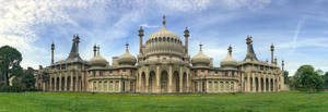 The Royal Pavillion by wreck-photography