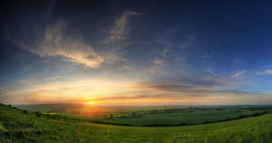Sussexian Skies I by wreck-photography
