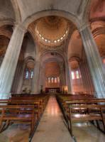 Notre-Dame de Peyragude by wreck-photography