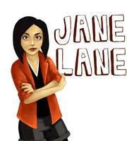 Jane Lane by BlueBumbleBee