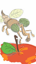 weird apple bug by wtigga