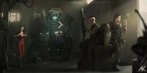 Task force by adamkuczek