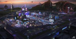 CEEK City by adamkuczek