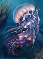 Jellyfish by Maxa-art