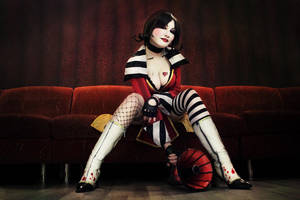 Mad Moxxi - Borderlands by MonoAbel