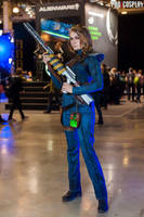Fallout cosplay - Vault Dweller by MonoAbel
