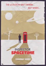 Inspector Spacetime - 1962 by ameba2k
