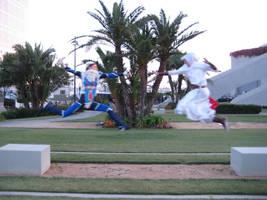 Sheik VS Altair by GirtasticSpaz
