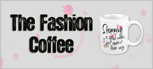 Header for The Fashion Coffee by Sweetalexiel