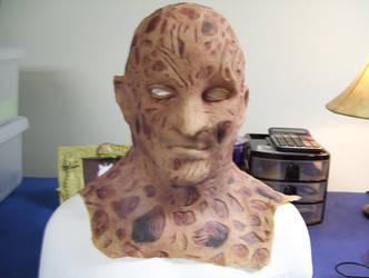 Freddy Latex Mask by fred99u