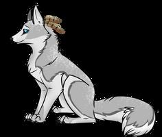 Kiana - Wolf Fursona by cayfie