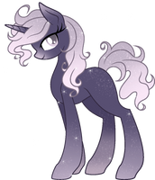 Unicorn Adoptable - AUCTION CLOSED by cayfie