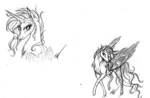 ~Ophelia study~ by cayfie