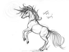~Unicorn Elegance~ by cayfie