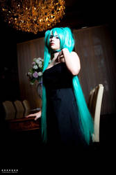 Cendrillon cosplay - Dark Cinderella by BloodyMeg