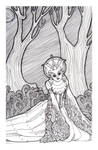 Lady Owl by Lorrain