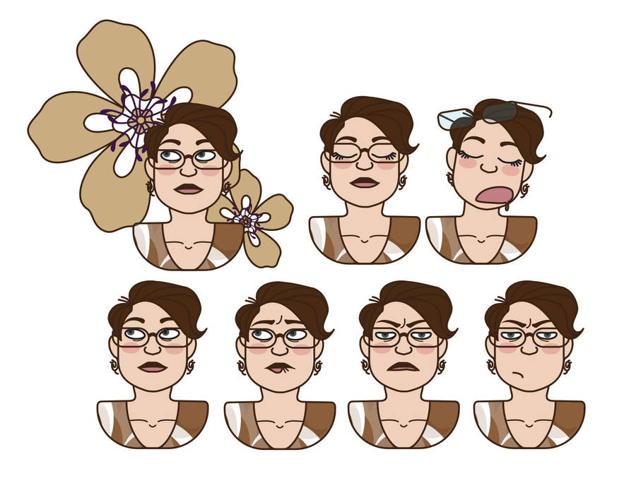 ME-mojis by Mouse-vs-World