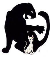 Rippin Kitten by DarciGibson