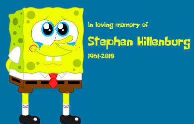 In Memory of Stephen Hillenburg, 1961-2018 by AngryBirdFan