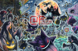 This is Lavender Town! by Pixelated-Takkun