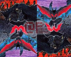 Beyond the Bat by Pixelated-Takkun