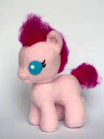 Baby Pinkie Pie Plush: Final Version by ivy-cinder