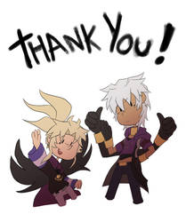 Thank You- Follow up by kamy2425