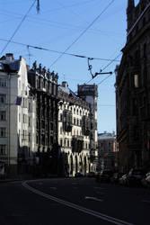 street by NuriNuru