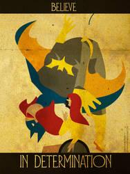 Believe - Batgirl by KerrithJohnson