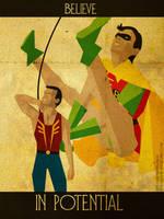 Believe - Robin by KerrithJohnson