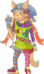 Colorful Clothes by Zanreo