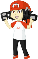 Chibi Nintendo by Zanreo