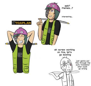 Toaplan concept sketches? by Zanreo