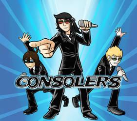 Elite Beat Consolers by Zanreo