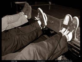 Resting by amiyuy