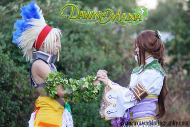 Dawn of Mana Cosplay Shoot by letainajup