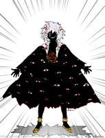 Thief King Bakura - EYES by letainajup