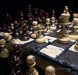 War's for Kings by DavidMishra