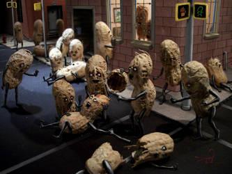 Zombie Nuts by DavidMishra