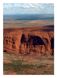Uluru slice by jayware