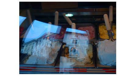 Gelato reflections by jayware