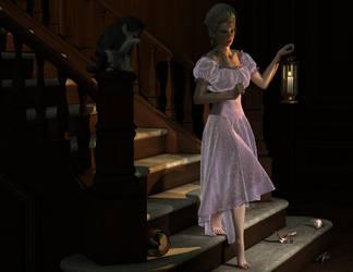 Lady Tremaine by kelkor
