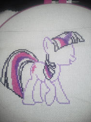 Twilight Sparkle WIP by chrisluver142003