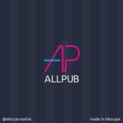 Allpub logo by alezzacreative