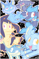 meine pokeman by vaporotem