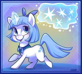 Cochibi::Wishing Star by vaporotem