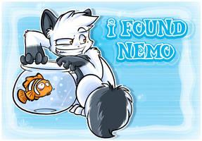 I found Nemo by vaporotem