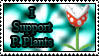 Piranha Plant Stamp by Dash by piranhaplant